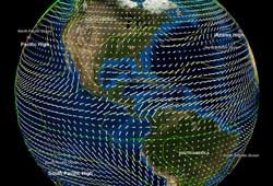Layered Earth Physical Geography Higher Education Global Wind Patterns and Jet Streams Data Feature