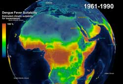 Layered Earth Meteorology Middle School/High School Projected Climate Change Effect Data Feature